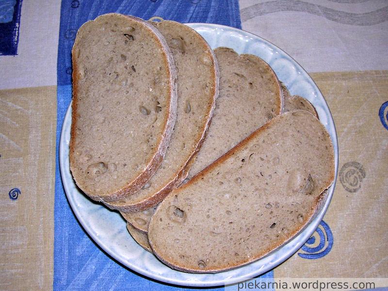 Chleb pszenny mieszany
