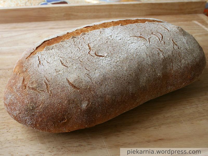 Chleb nie wymagający wyrabiania