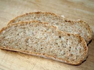 Chleb graham z węgierskiej mąki graham